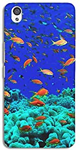 Underwater 3D Case for One Plus X