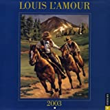 Louis L'Amour Calendar (0789307499) by RIZZOLI