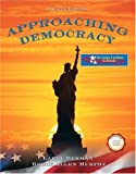 img - for Approaching Democracy Election Update Edition (4th Edition) book / textbook / text book