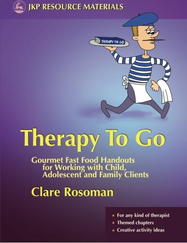 Therapy To Go (Jkp Resource Materials)