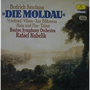 bedrich smetana die moldau kubelik vinyl lp. Black Bedroom Furniture Sets. Home Design Ideas