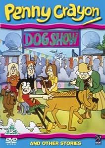 Penny Crayon: The Adventures Of Penny Crayon [DVD] [1990]