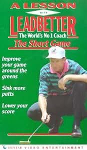 David Leadbetter - Short Game [VHS] [UK Import]