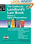 The California Landlord's Law Book  V...
