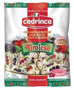 Cedrinca Tirolese 5.25oz bag of Italian candy