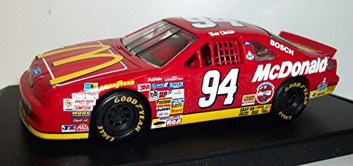 1/43 Scale Quartzo Bill Elliott #94 Ford Thunderbird McDonald's - 1