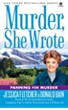 Murder, She Wrote: Panning For Murder (Murder She Wrote Book 28)