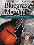 img - for Teach Yourself Bluegrass Mandolin [With Audio CD] by Andy Statman (1-Aug-1999) Paperback book / textbook / text book
