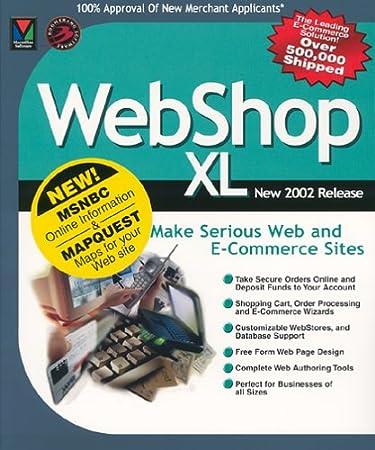 WebShop XL