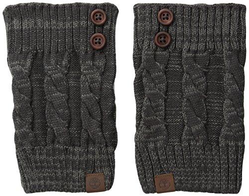 Timberland Womenu0026#39;s Marled Boot Cuffs Charcoal One Size ...