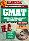 img - for Barron's Gmat: How to Prepare for the Graduate for the Graduate Management Admission Test (Gmat) (Book and CD-Rom), 11th ed book / textbook / text book