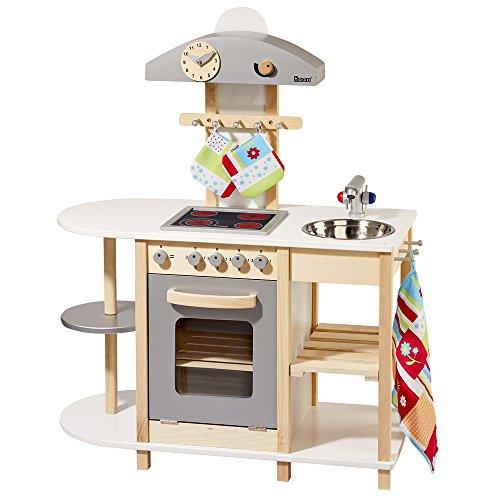 Deluxe  Spielküche aus Holz von howa 4815  Kinderküche Holz