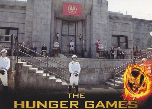 The Hunger Games Movie Single Trading Card #28 NON-SPORTS NECA 2012