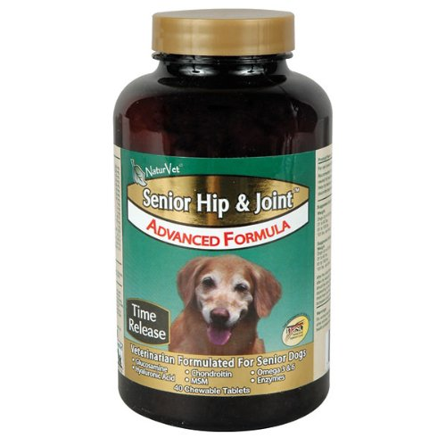 Naturvet 978231 Tr Sr Hip And Joint For Pets, 40-Count front-731224