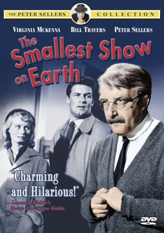The Smallest Show On Earth Cover