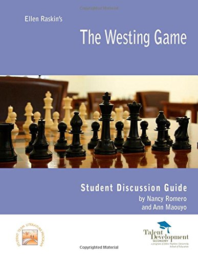 Essential Questions For The Westing Game