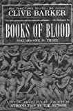 Books of Blood, Vols. 1-3