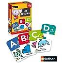 Nathan - 31404 - Jeu Educatif et Scientifique - Les Lettres