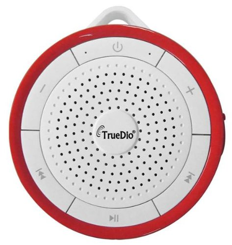 Truedio® Bx Wireless Waterproof Bluetooth Speaker - Model Td-Bx (Red)