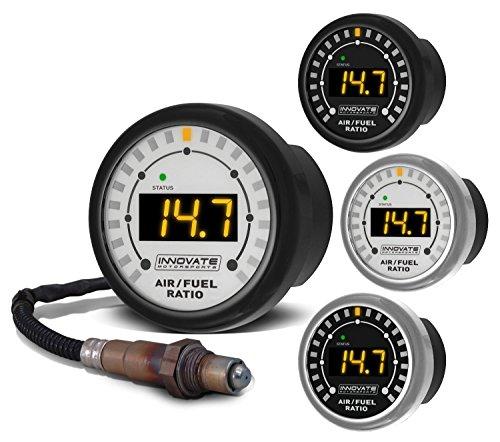 Innovate Motorsports (3844) MTX-L Wideband Air/Fuel Ratio Gauge Kit, Bosch LSU 4.9 - includes LSU 4.9 Sensor (Gauges Air Fuel Ratio compare prices)