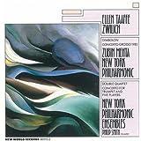 Ellen Taaffe Zwilich: Symbolon; Concerto Grosso; Double Quartet; Trumpet Concerto