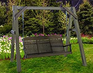 Share facebook twitter pinterest currently unavailable we for White porch swing with stand