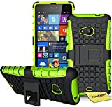 Microsoft Lumia 535 Handy Tasche, FoneExpert® Hülle