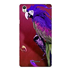Magic Parrot Back Case Cover for Sony Xperia T3