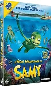 Le Voyage extraordinaire de Samy [Version 3-D]