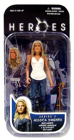 Heroes Mezco Toyz Action Figure Series 2 Action Figure - JESSICA VERSION!