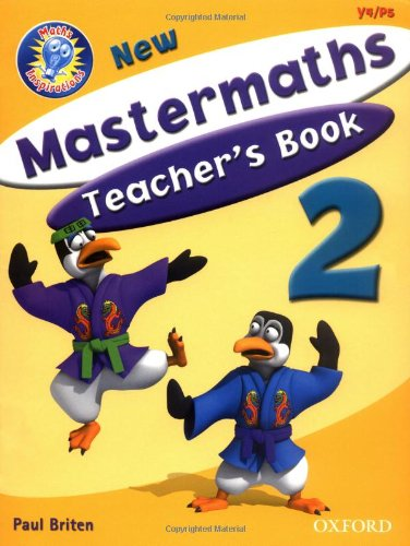 Maths Inspirations: Y4/P5: New Mastermaths: Teacher's Book