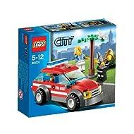 Lego City Fire Chief Car Building Sets