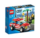 LEGO City 60001: Fire Chief Car