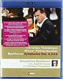 echange, troc Beethoven : symphonies n°4-6  [Blu-ray]