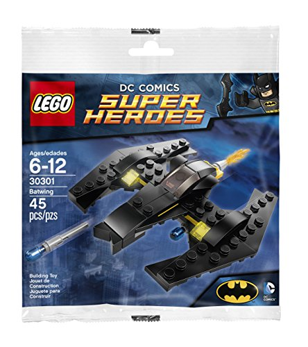 LEGO DC Comics Super Heroes Batwing (30301) Bagged Set - 1