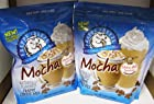 Caffe D'Amore Frappe Freeze Mocha Coffee Mix- 3 Lbs Reclosable Bag(Pkg of 2)