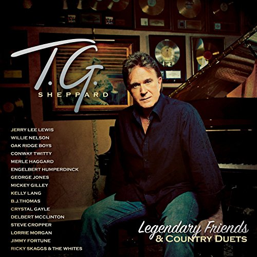 T.G. Sheppard-Legendary Friends and Country Duets-WEB-2015-ANGER Download