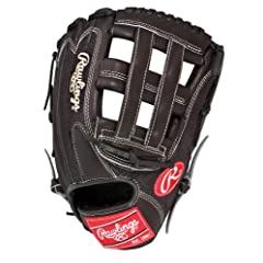 Rawlings Heart of the Hide Pro Mesh 12.75-inch Outfield Baseball Glove (PRO302CVDM) by Rawlings