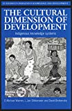 img - for The Cultural Dimension of Development book / textbook / text book
