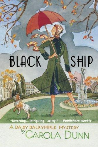 Black Ship (Daisy Dalrymple, 17)