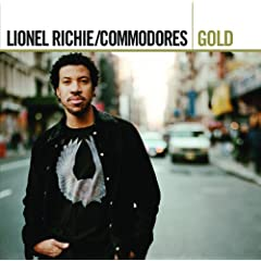Gold: Lionel Richie/Commodores