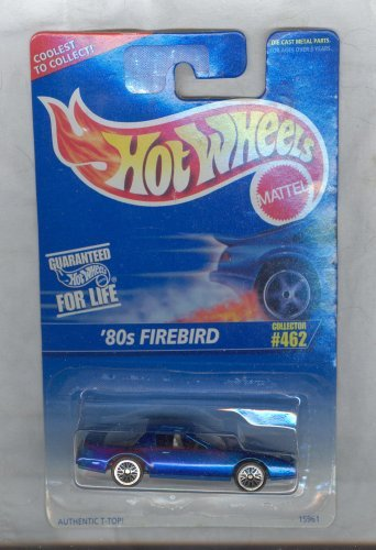 Hot Wheels 1995-462 '80S FIREBIRD 1980 1:64 Scale