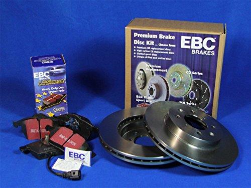 EBC S1KF1492 Stage-1 Premium Street Brake Kit