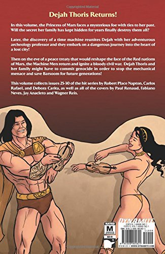 Warlord of Mars: Dejah Thoris Volume 6 - Phantoms of Time