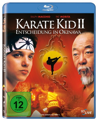 Karate Kid II - Entscheidung in Okinawa [Blu-ray]