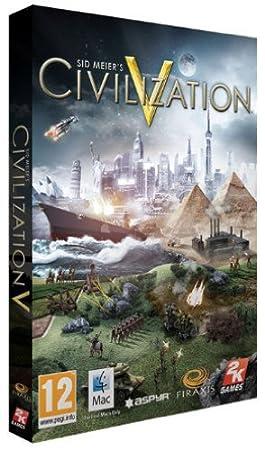 Civilization V (Versione Inglese)