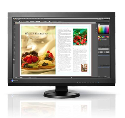 "Eizo Coloredge Cs230 23"" 1080P Hardware Calibration Lcd Monitor With Colornavigator Software, Displayport/Dvi-I/Hdmi Inputs, 2 U"