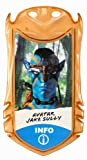 James Cameron's Avatar Movie Masters Avatar Jake Sully Warrior Figure