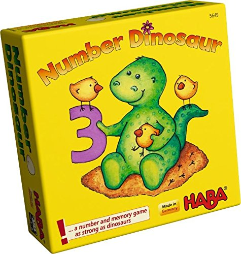 HABA Number Dinosaur Game
