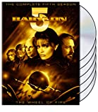 Babylon 5: Complete Fifth Season [DVD] [2009] [Region 1] [US Import] [NTSC]